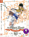 The Prince of Tennis Volume 3 Best Games (2018) 網球王子: 不二 vs 切原 (Vol.1-3全套完) (Region 3 DVD) (English Subtitled) Japanese Animation