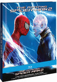 The Amazing Spider-Man 2 His Greatest Battle Begins Blu-Ray + 24 Pages Photobook (2014) (Region Free) (Hong Kong Version) (2D version)