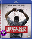The Belko Experiment 辦公室大狂殺 Blu-Ray (2017) (Region A) (Hong Kong Version)