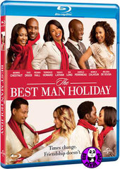 The Best Man Holiday Blu-Ray (2013) (Region A) (Hong Kong Version)