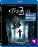 The Conjuring 2 詭屋驚凶實錄2‬ Blu-Ray (2016) (Region A) (Hong Kong Version)