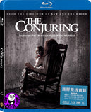 The Conjuring 詭屋驚凶實錄 Blu-Ray (2013) (Region Free) (Hong Kong Version)