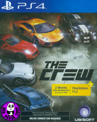 The Crew (Greatest Hits) (PlayStation 4) Region Free (PS4 English Version)