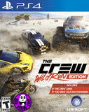 The Crew: Wild Run (PlayStation 4) Region Free (PS4 English Version)