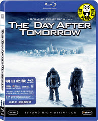 The Day After Tomorrow Blu-Ray (2004) (Region A) (Hong Kong Version)