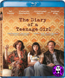 The Diary Of A Teenage Girl 少女日記 Blu-Ray (2015) (Region A) (Hong Kong Version)