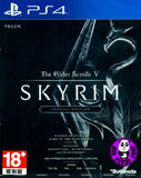 The Elder Scrolls V: Skyrim Special Edition (PlayStation 4) Region Free (PS4 English & Chinese Subtitled Version) 上古卷軸 5:無界天際 特別版  (中英文合版)