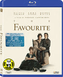 The Favourite 爭寵 Blu-Ray (2018) (Region A) (Hong Kong Version) aka The Favorite