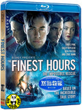 The Finest Hours Blu-Ray (2016) 怒海救援 (Region Free) (Hong Kong Version)