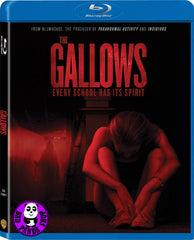 The Gallows Blu-Ray (2015) (Region A) (Hong Kong Version)