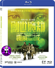 The Girl With All The Gifts 創世魔劫: 喪屍圍城 Blu-Ray (2017) (Region A) (Hong Kong Version)