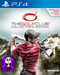 The Golf Club - Collector's Edition (PlayStation 4) Region Free