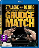 The Grudge Match 進擊的大佬 Blu-Ray (2013) (Region A) (Hong Kong Version)