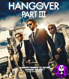 The Hangover Part III 醉爆伴郎團3 Blu-Ray (2013) (Region A) (Hong Kong Version)
