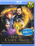 The House With A Clock In Its Walls 魔鐘奇幻屋 Blu-Ray (2018) (Region A) (Hong Kong Version)