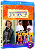 The Hundred-Foot Journey Blu-Ray (2014) (Region Free) (Hong Kong Version)