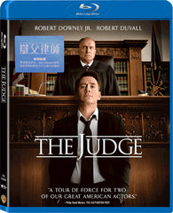 The Judge Blu-Ray (2014) (Region Free) (Hong Kong Version)