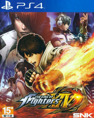 King of Fighters XIV (PlayStation 4) Region Free (PS4 Chinese Subtitled Version) 拳皇 14 (中文版)