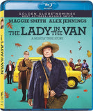 The Lady In The Van 貨車裡的女人 Blu-Ray (2015) (Region A) (Hong Kong Version)