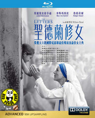 The Letters 聖德蘭修女 Blu-Ray (2015) (Region A) (Hong Kong Version)