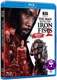 The Man With The Iron Fists 2 Blu-Ray (2015) (Region A) (Hong Kong Version) Uncut Version