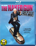 The Naked Gun: From the Files of Police Squad! Blu-Ray (1988) (Region A) (Hong Kong Version)