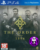 The Order 1886 (PlayStation 4) Region Free (PS4 English & Chinese Subtitled Version) 黑色使命 (中英文合版)