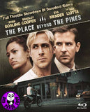 The Place Beyond The Pines Blu-Ray (2012) (Region A) (Hong Kong Version)