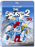 The Smurfs 2 藍精靈2 3D Blu-Ray (2013) (Region A) (Hong Kong Version)