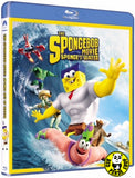 Spongebob Movie: Sponge out of Water 海綿寶寶: 脫水大冒險 Blu-Ray (2015) (Region A) (Hong Kong Version)