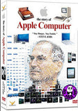The Story Of Apple Computer DVD (Region Free) (Hong Kong Version) with Steve Jobs Stanford Commencement Speech