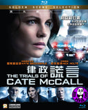 The Trials of Cate McCall Blu-Ray (2013) (Region A) (Hong Kong Version)