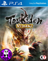 Toukiden - Kiwami (PlayStation 4) Region Free
