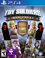 Toy Soldiers: War Chest - Hall of Fame Edition (PlayStation 4) Region Free
