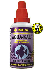 Tropical Aqua-Kali 30ml (Tropical) (Aquarium Treatment)