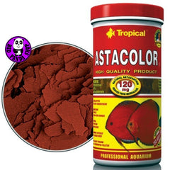Tropical Astacolor 150ml, 600ml (Tropical) (Fish Food)
