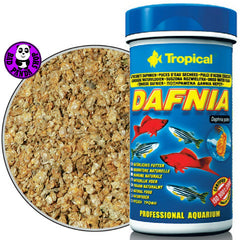 Tropical Dafnia Daphnia Pulex 150ml (Tropical) (Fish Food)