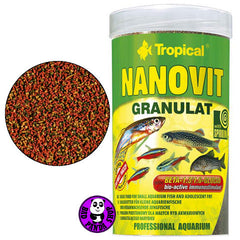 Tropical Nanovit Granulat 100ml (Tropical) (Fish Food)