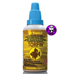 Tropical Torfin 30ml, 100ml Black Water (Tropical) (Water Conditioning)