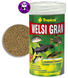 Tropical Welsi Gran 100ml, 250ml, 1000ml (Tropical) (Fish Food)
