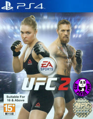 UFC 2 (PlayStation 4) Region Free