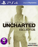 Uncharted - The Nathan Drake Collection (PlayStation 4) Region Free