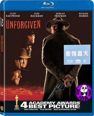 Unforgiven 豪情蓋天 Blu-Ray (1992) (Region Free) (Hong Kong Version)