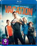Vacation Blu-Ray (2015) (Region A) (Hong Kong Version)