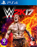 WWE 2K17 (PlayStation 4) Region Free