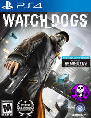 Watch Dogs (PlayStation 4) Region Free