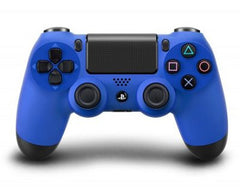 Official PlayStation 4 Dualshock 4 Wireless Controller - Wave Blue (PlayStation 4 Accessories)