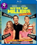 We're The Millers 名瞞戇族 Blu-Ray (2013) (Region A) (Hong Kong Version) Extended Edition