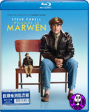 Welcome To Marwen 歡迎來到馬雲鎮 Blu-Ray (2018) (Region A) (Hong Kong Version)