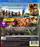 Welcome To The Jungle Blu-Ray (2013) (Region Free) (Hong Kong Version)